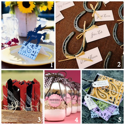 2 Wedding from Bridescom 3 Texas Barbecue from Country living 4