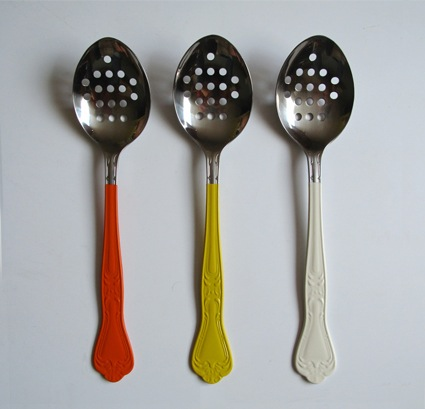 Ladiesandgentlemenstudio slotted spoon set