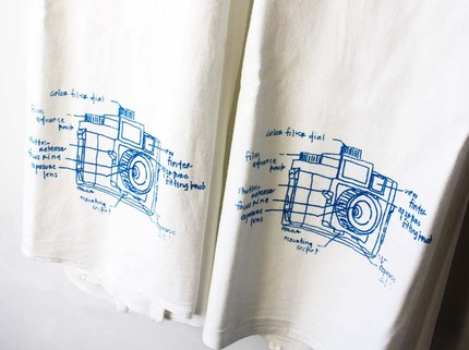 Modern Tea Towels