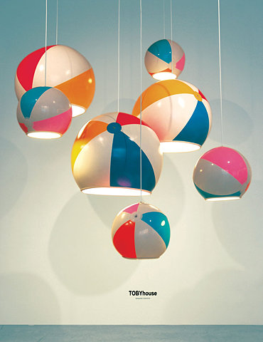 Beachball-lights