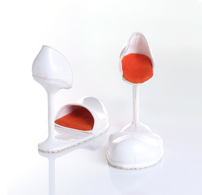 Tulip Chair Shoes :: Kobi Levi