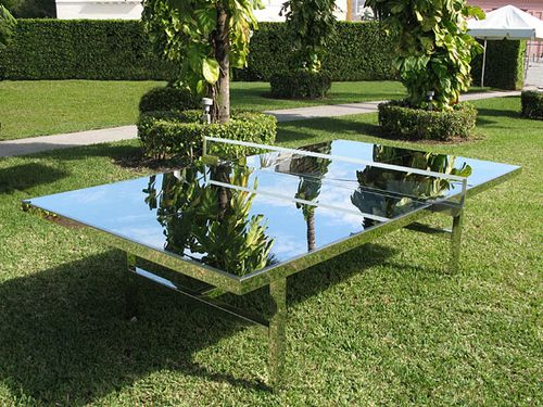 Ping-pong-table
