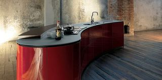 Alessi-kitchen-interiors-red