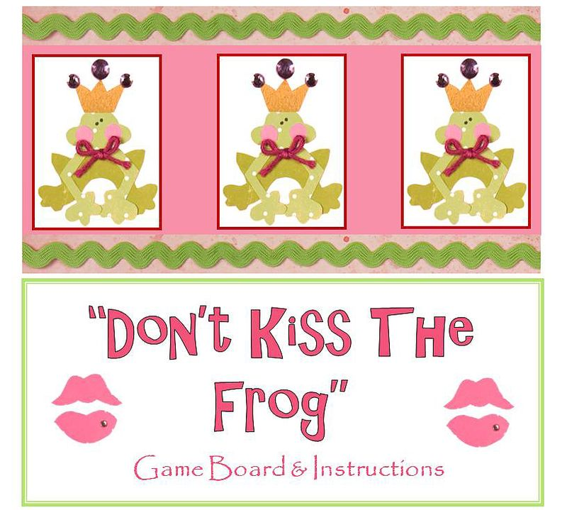 Don't kiss the frog blog image