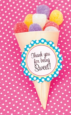 Candy-cone