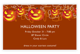 scary online halloween invitations create my event