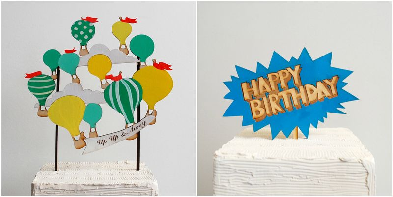 Handmade Cake Toppers by Madeline Trait (4)