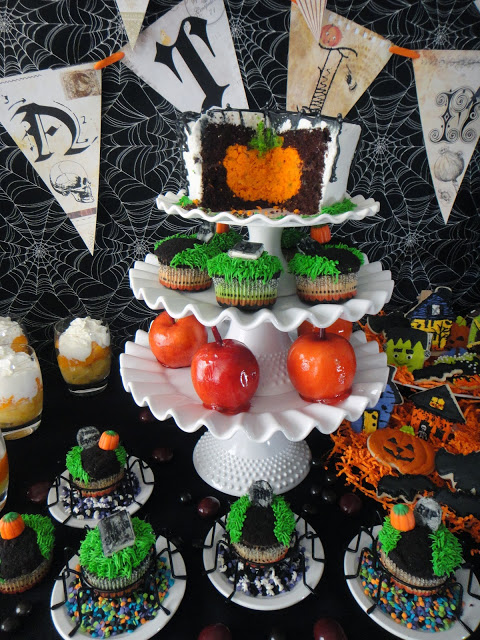 Halloween Party Desserts