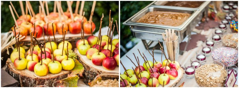 Carmel Apple Bar