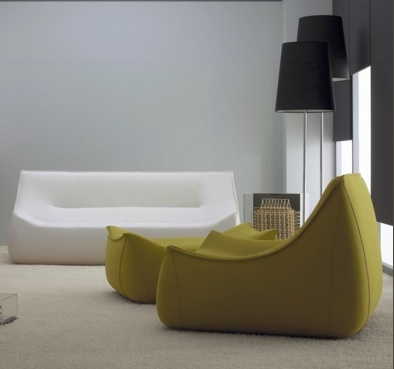 MODERN LOUNGE CHAIR – re-inventing the bean bag chair | 2Modern Blog