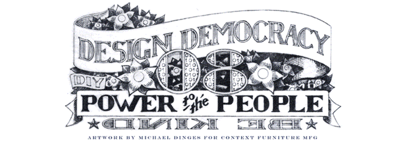 Design Democracy!