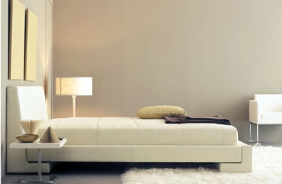 "MODERN FURNITURE - DEMA ITALY ""HOTELLO BED"""