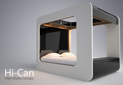 Hi-Can: the bed 2.0