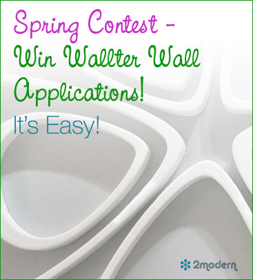 Spring Wallter Contest! It's Easy to Win!