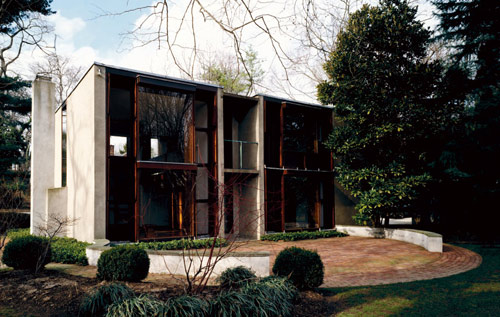 Collectible Architecture: Louis Kahn's Esherick House