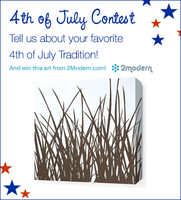 4th of July Traditions Contest!