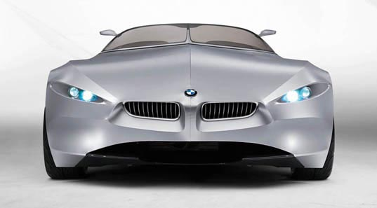 BMW's Cloth Car Prototype