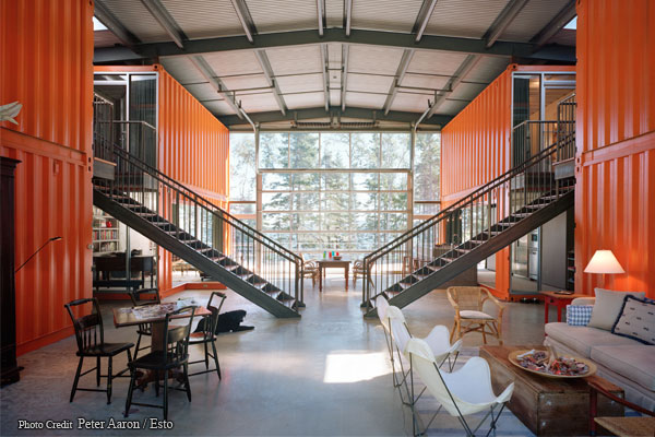 Container Living - The New Frontier