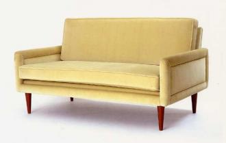 A Sofa from the Jet Set Age