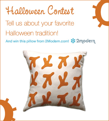 Halloween Traditions Contest! Enter Now >