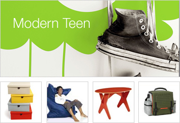New Modern Teen Shop