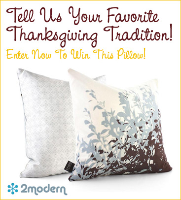 Thanksgiving Traditions Contest